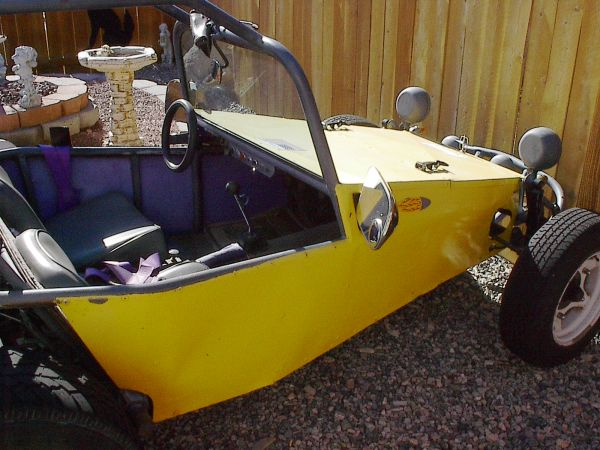 OLD SCHOOL DUNE BUGGY  - $2300 (LAKE HAVASU CITY)