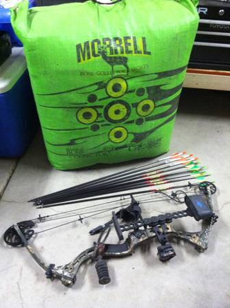 Bowtech Diamond Rapture Compound Bow - $200 (LHC)