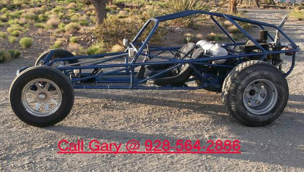 Very Nice VW Dune Buggy.. Fresh Rebuild..1914cc  - $3700 (Meadview, AZ)