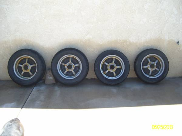 EMPI WHEELS - $300 (Bullhead City, Az.)