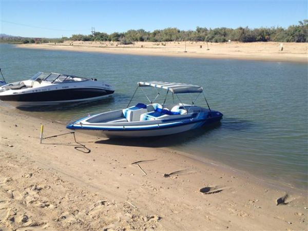 Open Bow Jet Boat For Sale
