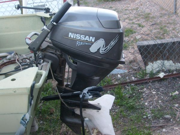 Nissan Boat Motor For Sale