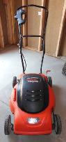 Black  amp  Decker Lawn Hog 18-Inch 12 Amp Electric Mulching Mower  MM575 -  75  Kingman