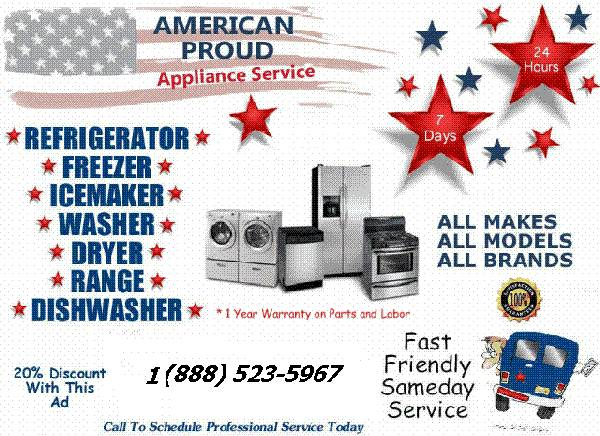 __FIX - IT__---ONLY $30-----__WASHER  DRYER___Service__-------- (__.., ORANGE COUNTY ,..free hourly )