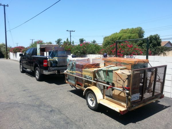 help you move... pick-up, deliver  assemble NOT a MOVING CO (all counties)