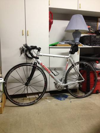 Scattante R650 Road Bike - $750 (Lake Elsinore  Riverside)