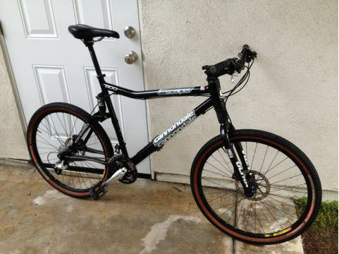 Cannondale Scalpel 800 - $760 (Huntington Beach)
