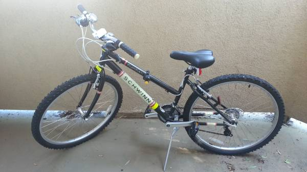 SCHWINN Frontier mountain bike (53-56) - $200 (Irvine)