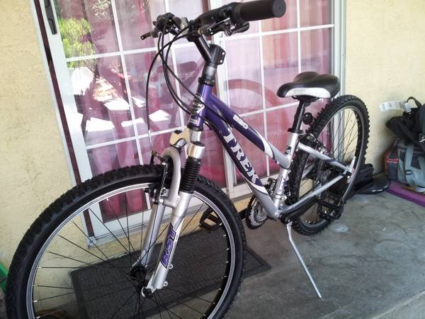 2c2e09893e2 trek 820 st mountain bike - $165 (anaheim )