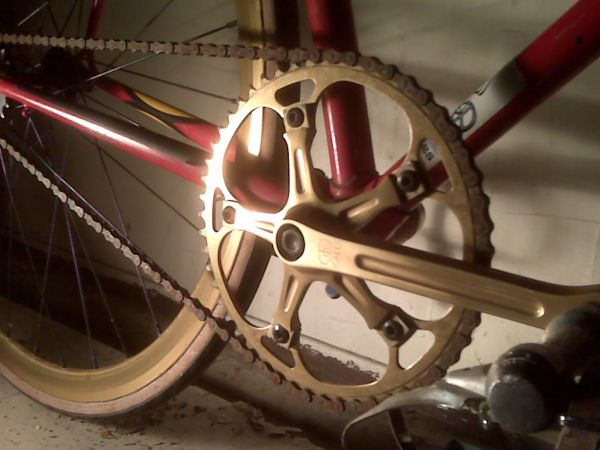 Fixed Gear Track Wheels - $70 (Santa Ana)