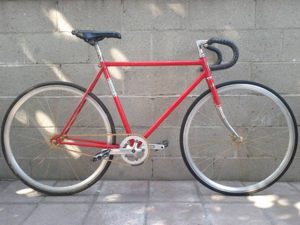 Fixed gear bike - $160