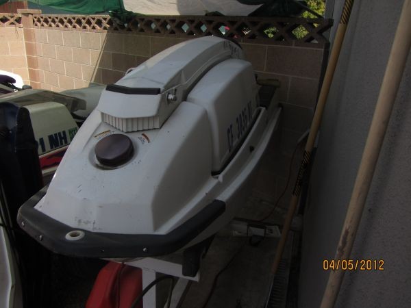 Ocean pro ride plate 650sx for sale