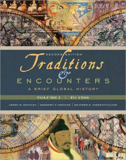 Traditions  Encounters Second Edition - $30 (Huntington Beach)