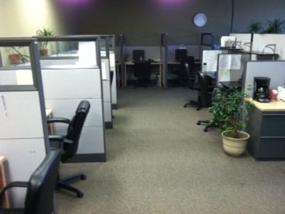 ____CUBICLES__GLASS PANEL CUBICLES____OFFICE SYSTEMS_____ - $1000 (Riverside)