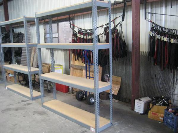 Boltless Garage Storage Shelving Racks Better than Homedepot  Costco - $100 (Monrovia, Can Deliver and Assemble)