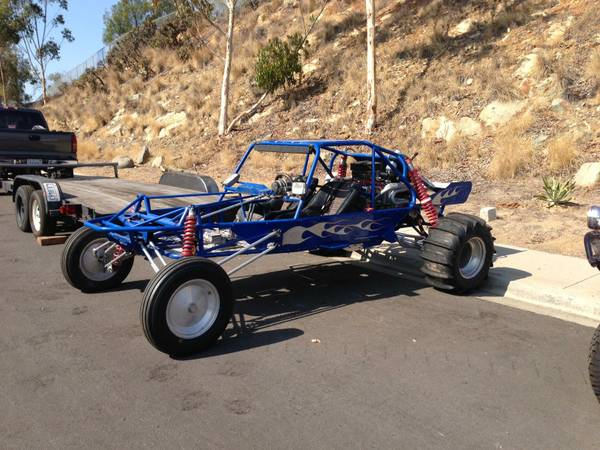 Offroad Long Travel Sand Rail  Buggy V8 - $9200 (San Diego)
