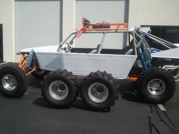 Dual Sport 4 Seat Buggy, great for sand or dirt - $35900 (Orange County)