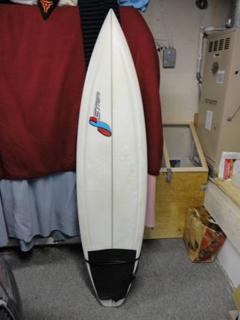 Stretch S10 Surfboard - $200 (Mission Viejo)