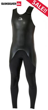 Quicksilver Farmer John Wetsuit - Barely Used - $95 (Newport Beach)