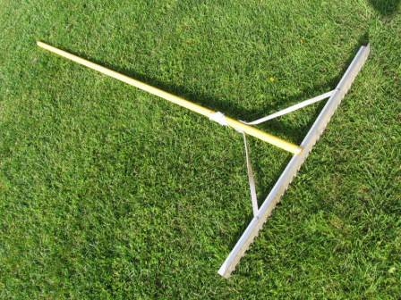 Infield Rake, Professional, Large, 38, Never used.   - $45 (Anaheim)