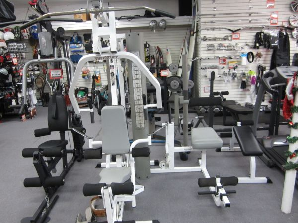 TUFF STUFF ODYSSEY 5 HOME GYM 60 DAY WARRANTY - $349 (ORANGE, CA)