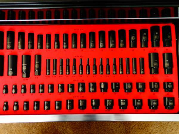 Mac ToolsWest Coast Choppers Tool Set Special Edition - $1300 (Fullerton)