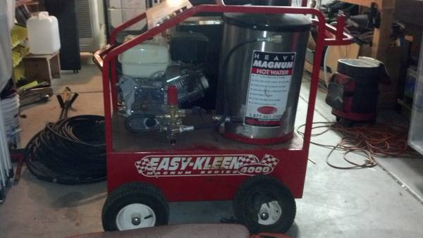 steam pressure washer 4000psi  (apple valley )