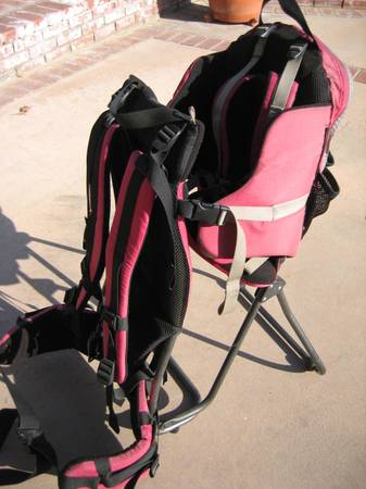 REI KIDS ONLY PIGGYBACK BABY BACKPACK CHILD CARRIER - $60 (PLACENTIA)
