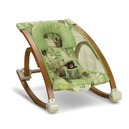 Brentwood Baby Collection Rocker and Seat - $60 (Irvine, CA)