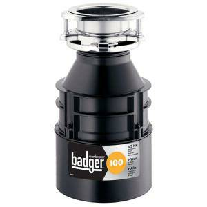 InSinkErator Badger 100 13 HP  Garbage Disposal  - $50 (fullerton)