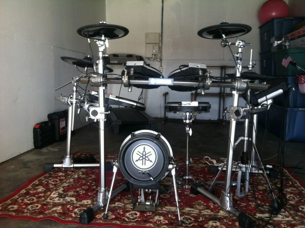 YAMAHA DTX-TREME III Special Electric Drums - $2000 (Orange County)