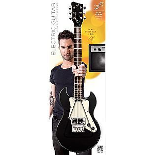 First Act Adam Levine Electric Guitar Pack with Amplifier(New in Boxx) - $75 (Mission Viejo)