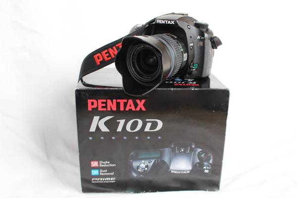 Pentax K10D with Tamron SP 28-75mm f2.8 XR Di LD-IF Autofocus Zoom - $525 (So Ca)