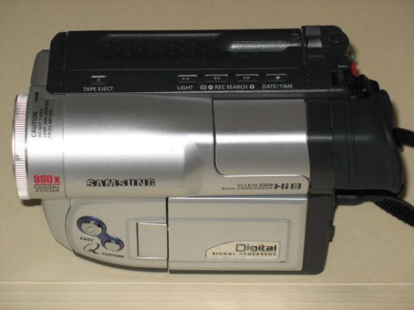 Canon hi8 camcorder for sale