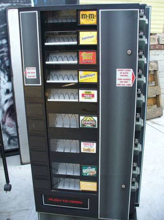 Coors Light Vending Machine For Sale