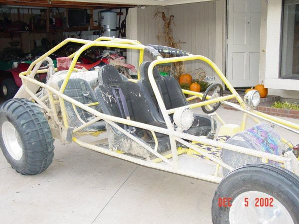 Sand Rail Wheels : Dune buggy rims and tires espotted