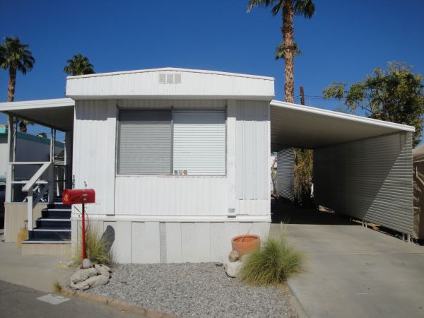 1br - MOBILE HOME  (palm springs C,A)