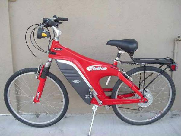 24 volt EV Global E-Bike - $700 (Palm Springs)