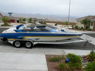 1994 Lavey Craft Ski Boat For Sale - $15000 (Indio, CA)