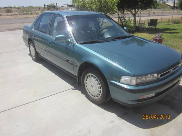 1991 HOnda runs Great - $2100 (imperial Valley)