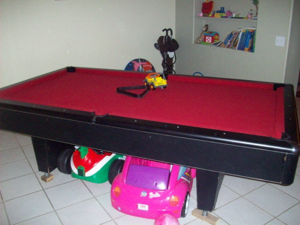 billiard pool table - $1000 (cathedral city)