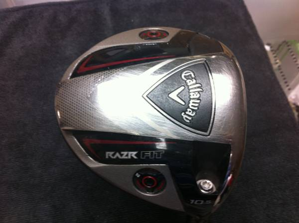CALLAWAY RAZR FIT DRIVER (CATHEDRAL CITY)