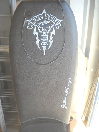 WAVE REBEL BODYBOARD  Boogie Board -- Never Used   price reduced to - $30 (Cathedral City)
