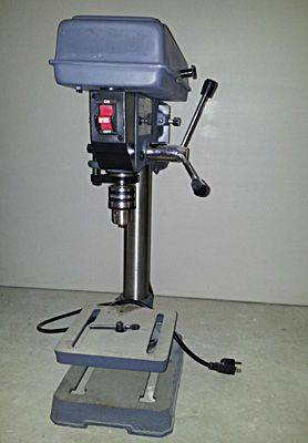 Central Machinery (Harbor Freight) 5 Speed Drill Press - $45 (Palm Springs, CA)