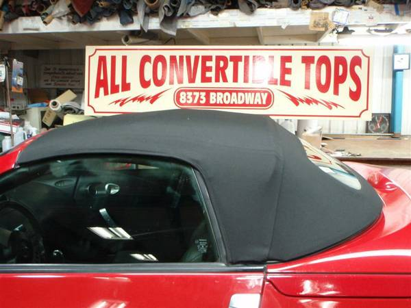 New 350Z Canvas Convertible Top- INSTALLED - $1290 (Lemon Grove)
