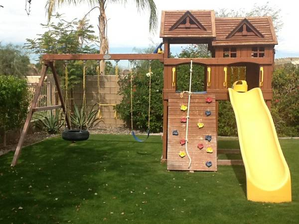 Sunray play set for sale - $500 (N La Quinta)