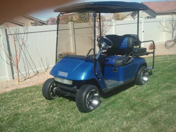 golf cart CUSTOM 2011 ezgo  - $4700 (apple valley)