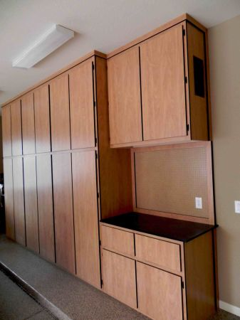 Is it Time to ORGANIZE that Garage CUSTOM GARAGE CABINETS  SHELVING (Valley Wide)