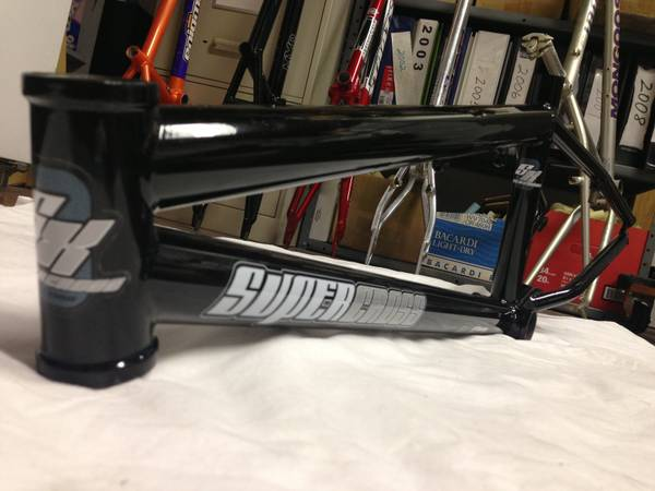 SUPERCROSS BMX - $55 (GreenWay I-17)