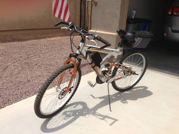 26 Mountain Bike-Fully Equipped - $175 (Surprise)